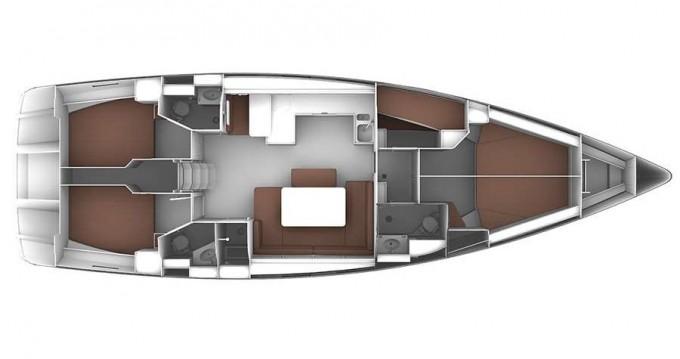 Noleggiare una Bavaria Cruiser 51 a Lávrio