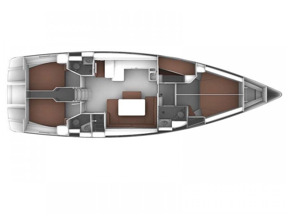 noleggio Barca a vela  - Bavaria Bavaria Cruiser 51