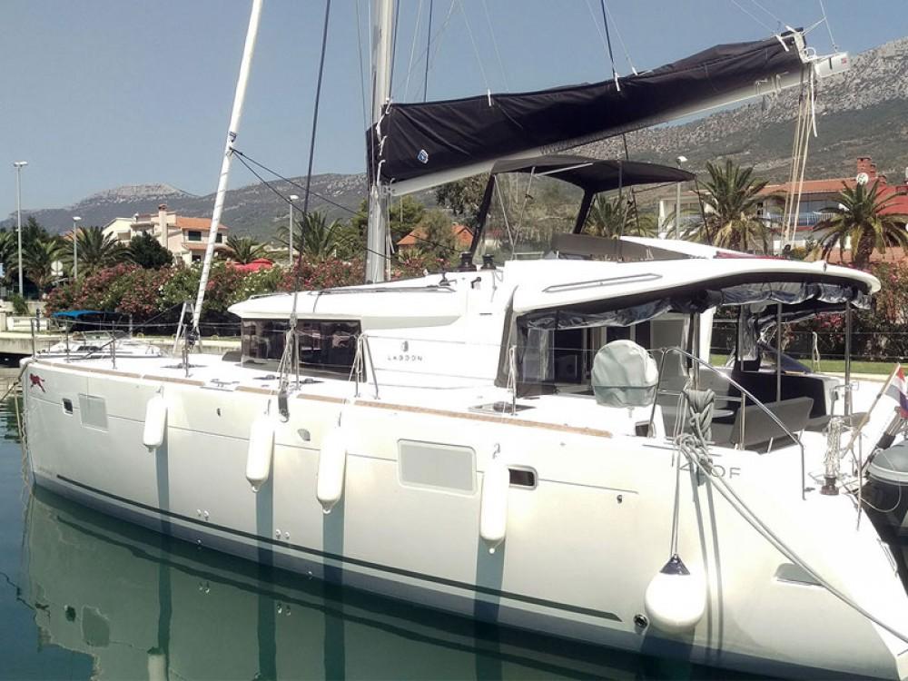 Noleggio barche  economico Lagoon 450 F
