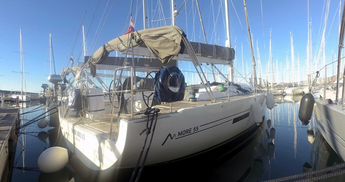Noleggio yacht a Kaštel Gomilica – More Boats More 55 su SamBoat