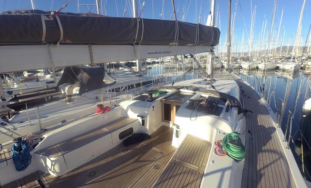 Noleggio barche More More 55 Kaštel Gomilica su Samboat