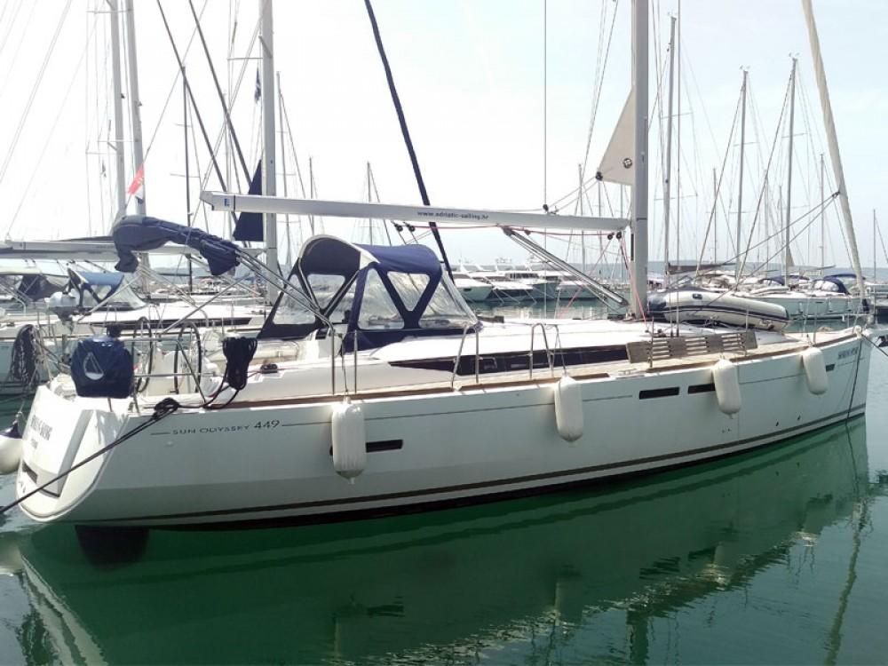 noleggio Barca a vela Kaštel Gomilica - Jeanneau Sun Odyssey 449 owner version