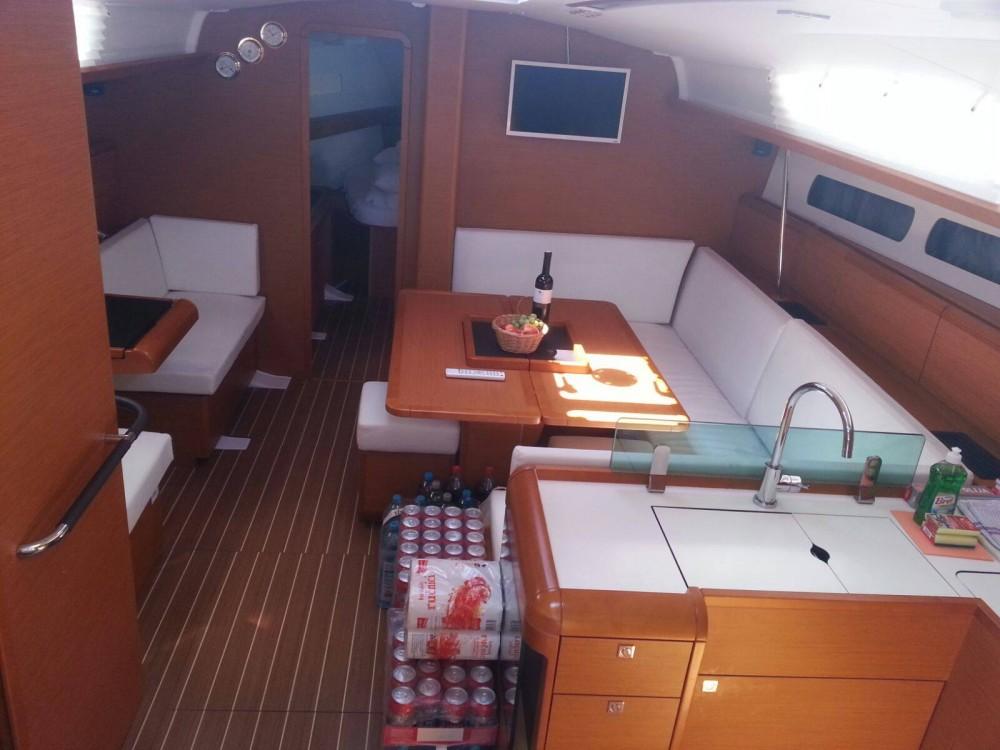 Noleggio yacht Kaštel Gomilica - Jeanneau Sun Odyssey 449 owner version  su SamBoat