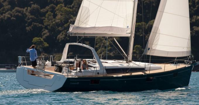 Noleggio barche Kaštel Gomilica economico Oceanis 48