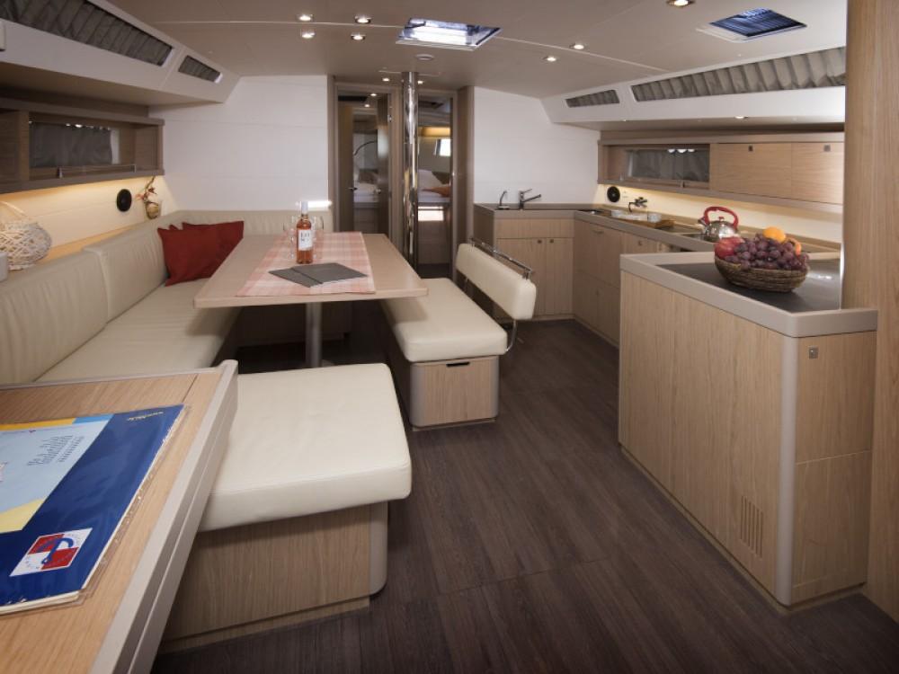 Noleggio yacht Castel Abadessa - Bénéteau Oceanis 48 su SamBoat