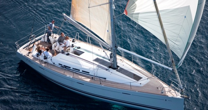 Noleggio Barca a vela a Kaštel Gomilica – Bénéteau First 45