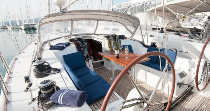 Noleggio barche Kaštel Gomilica economico First 45