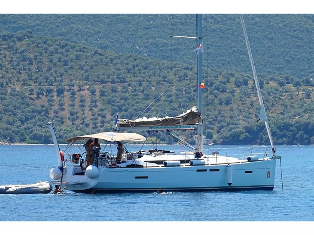 Noleggiare un'Jeanneau Sun Odyssey 419 Δήμος Βόλου