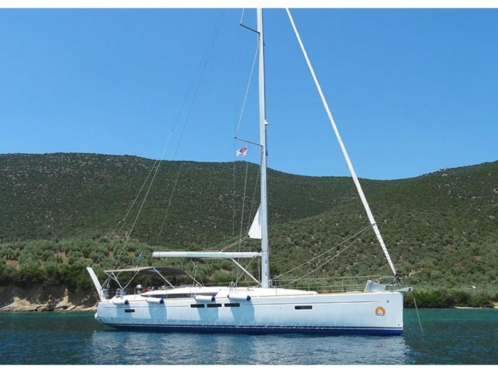 Noleggio Barca a vela con o senza skipper Jeanneau Δήμος Βόλου