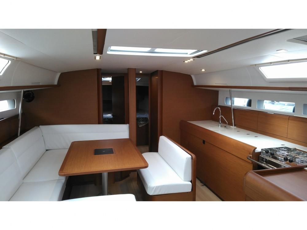 Noleggio barche Δήμος Βόλου economico Sun Odyssey 519