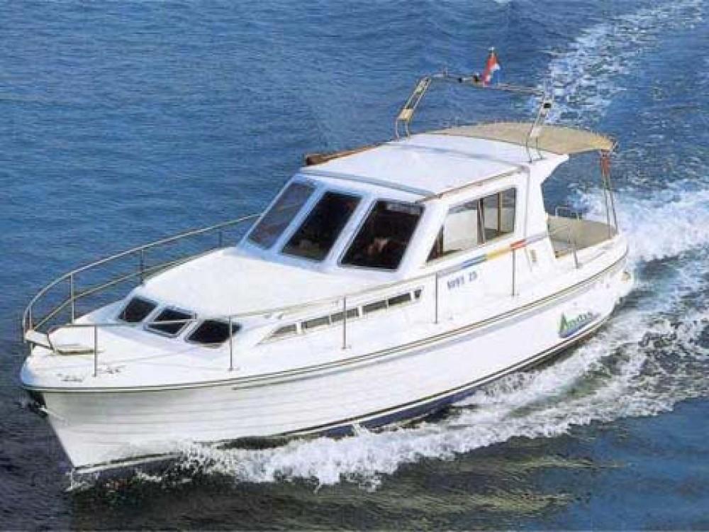 Noleggio barche Sukošan economico ADRIA 1002
