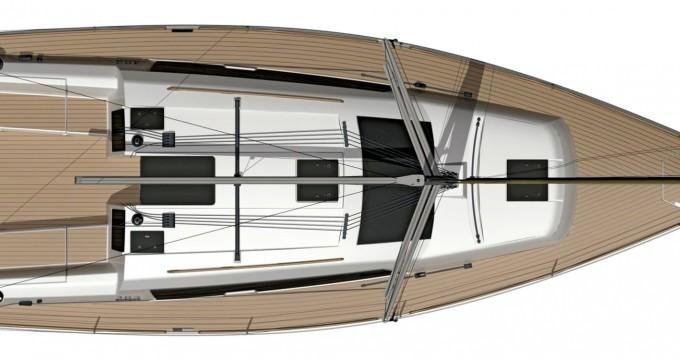 Noleggio yacht a Ponta Delgada – Dufour Dufour Grand Large 382 su SamBoat