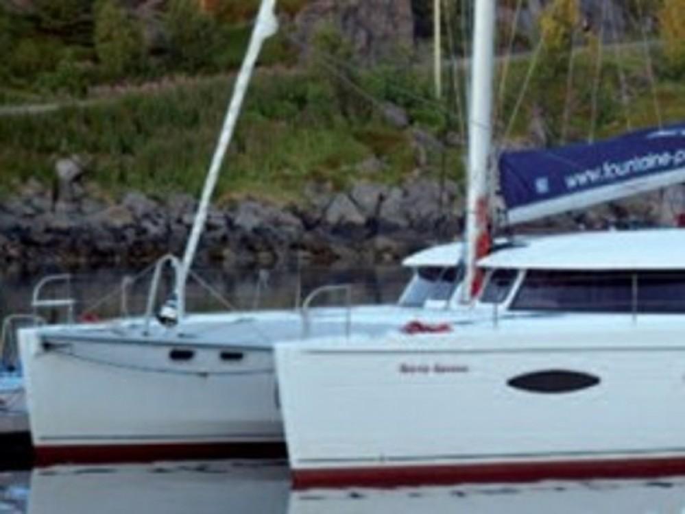 Noleggio barche Fountaine Pajot Salina 48 Tromsø su Samboat