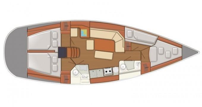 Noleggio Barca a vela a Tromso – Delphia Delphia 40