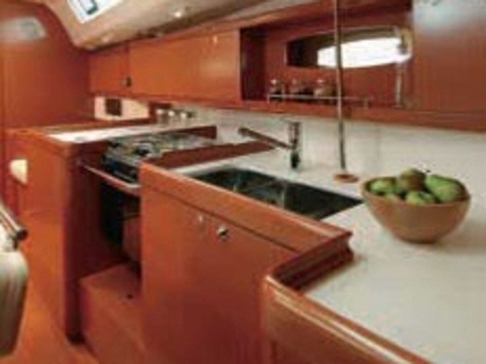 Noleggio yacht Nieuwpoort - Bénéteau Oceanis 43 su SamBoat