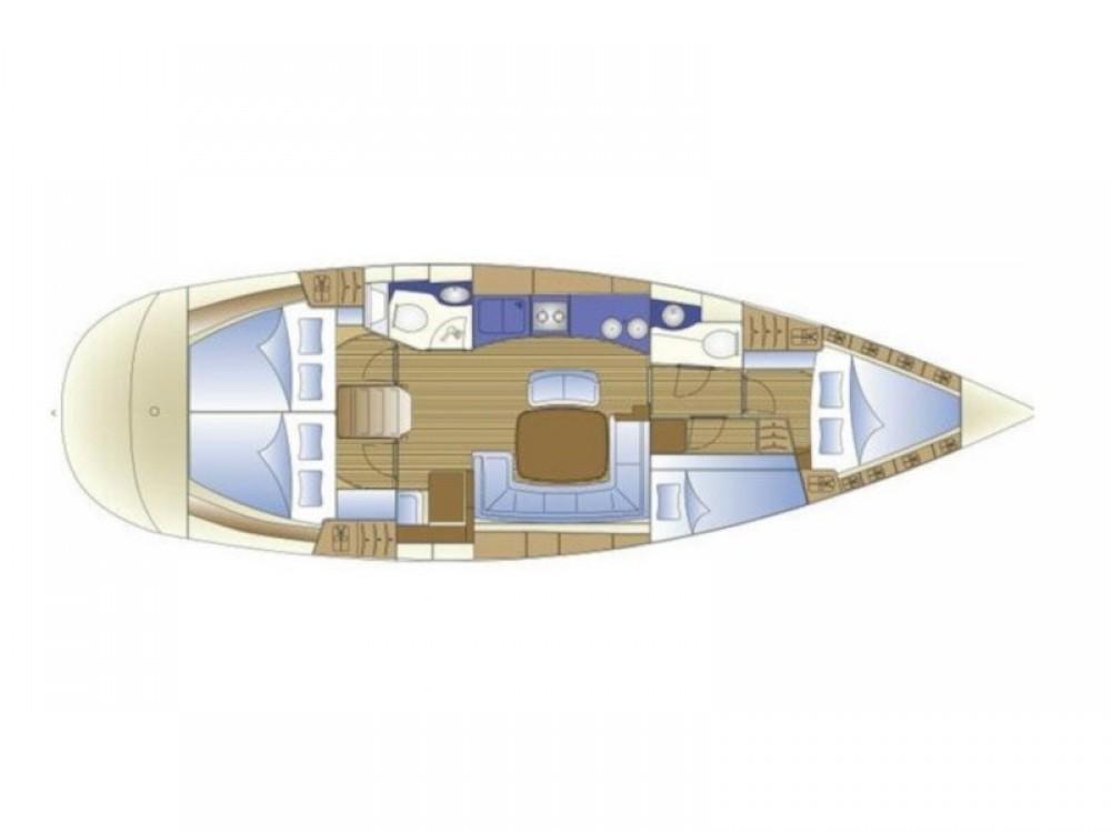 Noleggio Barca a vela con o senza skipper Bavaria Murter