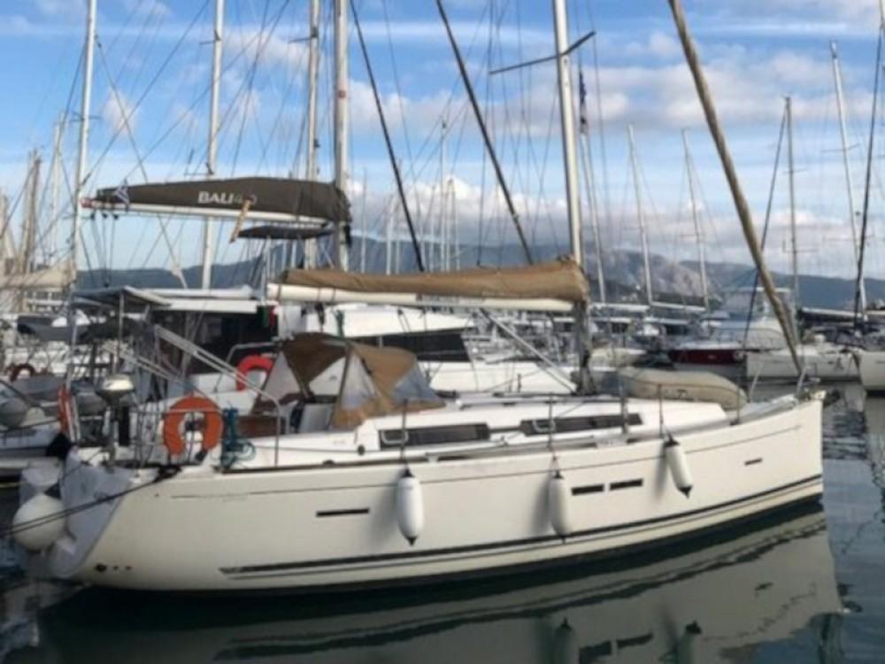 noleggio Barca a vela Kontokali - Dufour Dufour 405