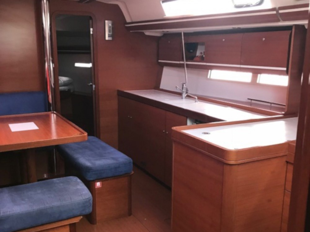Noleggio barche Dufour Dufour 405 Kontokali su Samboat