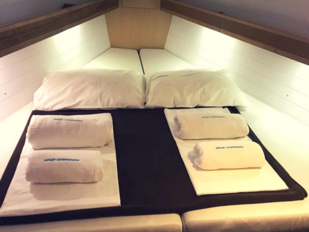 Noleggio yacht Kontokali - Bavaria Bavaria Cruiser 40 su SamBoat