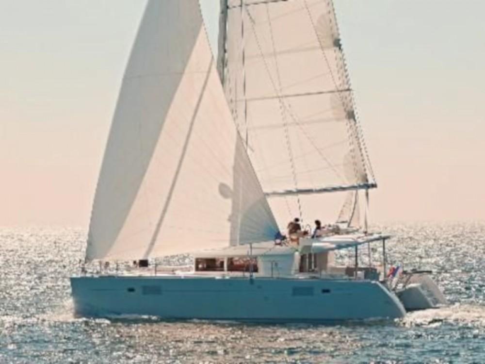 Catamarano a noleggio  al miglior prezzo