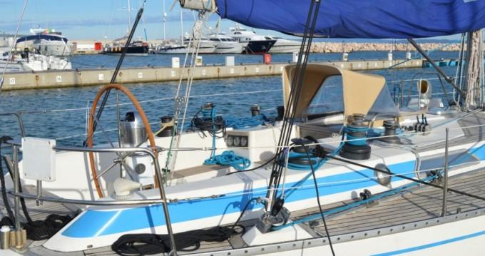 Noleggio Barca a vela a Punta Ala –  Swan 39
