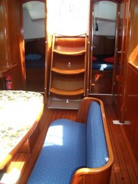Bénéteau Oceanis 423 tra privati e professionisti a Punta Ala