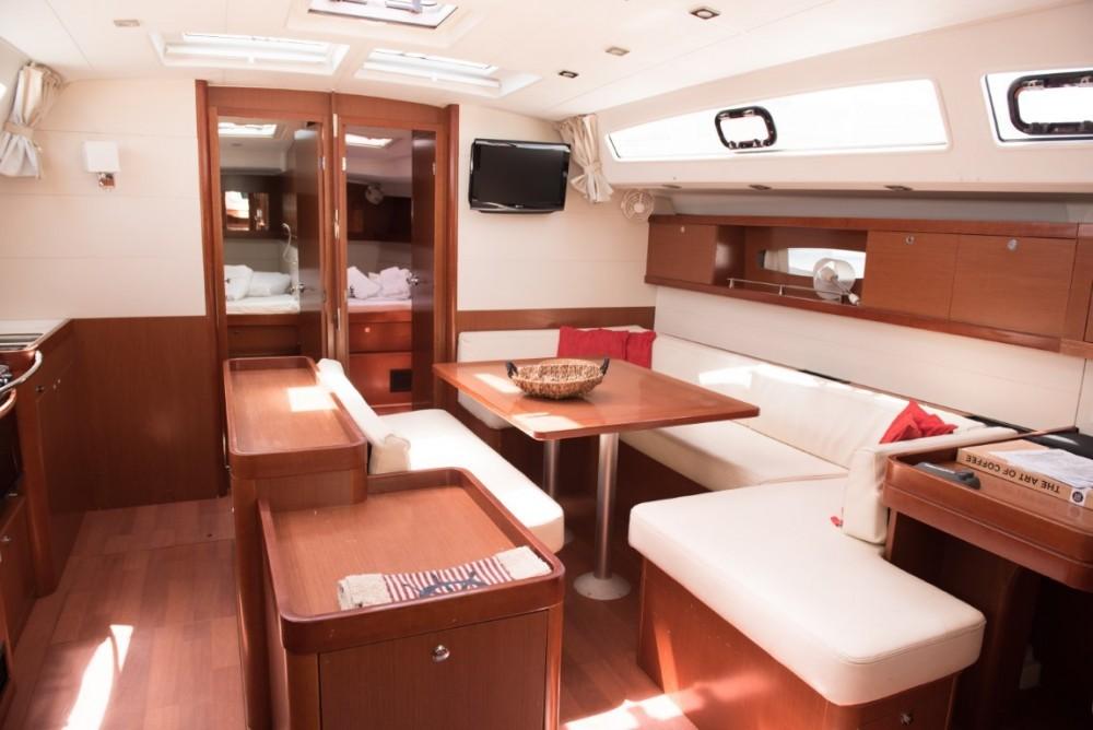 Noleggio barche Bénéteau Oceanis 50 Family Λαύριο su Samboat
