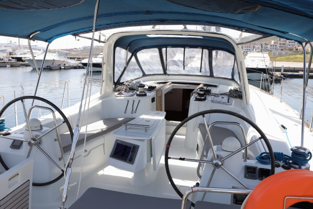 noleggio Barca a vela Λαύριο - Bénéteau Oceanis 50 Family