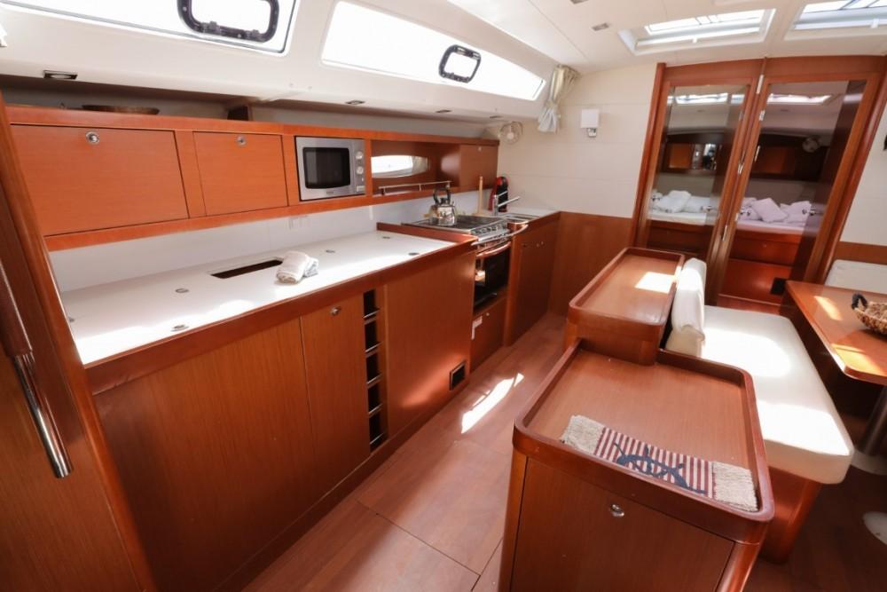 Noleggio barche Λαύριο economico Oceanis 50 Family