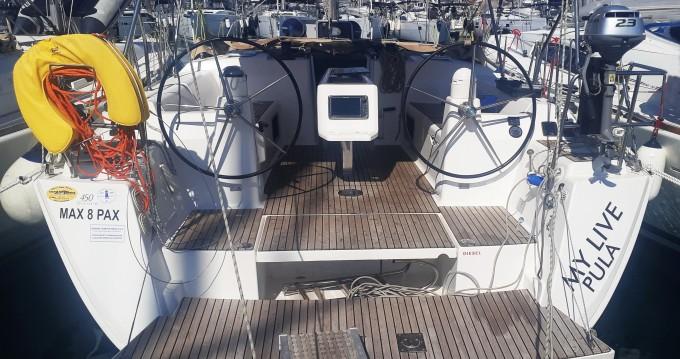 Noleggio yacht a Kaštel Gomilica – Dufour Dufour 450 Owner version su SamBoat