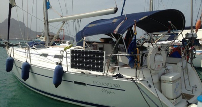 Noleggio yacht a Mindelo – Bénéteau Oceanis 393 su SamBoat