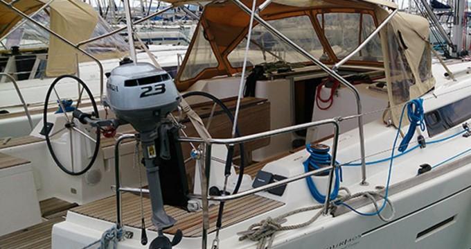 Noleggio barche Dufour Dufour 405 RM a Veruda su Samboat