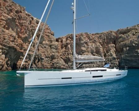 Noleggio barche Dufour Dufour 560 a Veruda su Samboat