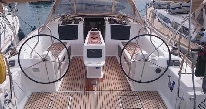 Noleggio barche Kaštel Gomilica economico Dufour 410 (3c-2h)