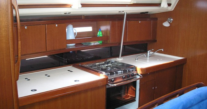 Noleggio Barca a vela a Veruda – Dufour Dufour 455