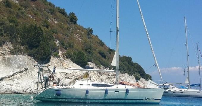Barca a vela a noleggio a Lefkada al miglior prezzo
