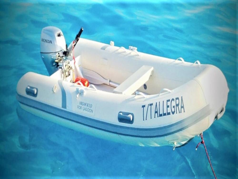 Noleggio yacht Sant Antoni de Portmany - Lagoon Lagoon 450 su SamBoat