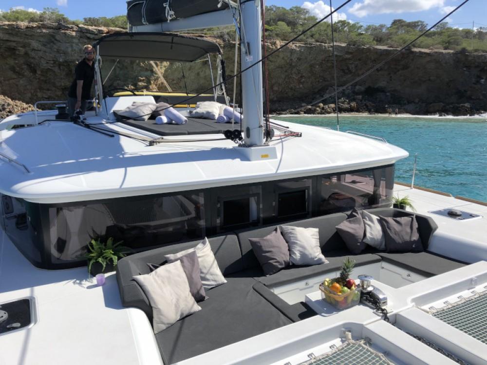noleggio Catamarano Sant Antoni de Portmany - Lagoon Lagoon 450