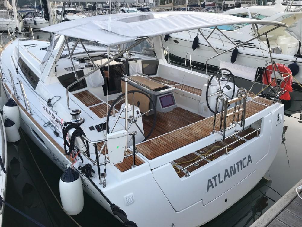 Noleggio Barca a vela con o senza skipper Bénéteau La Spezia