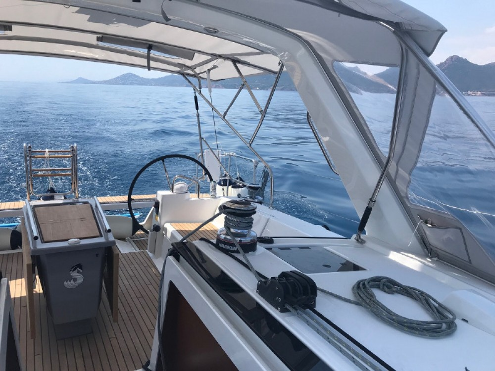 Noleggio yacht La Spezia - Bénéteau Oceanis 45 su SamBoat
