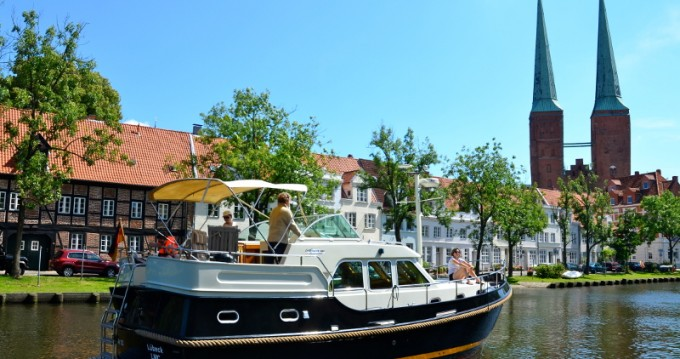 Noleggio Barca a motore a Lübeck – Linssen Linssen Grand Sturdy 380 AC