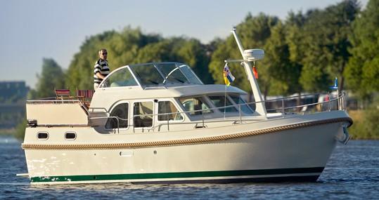 Barca a motore a noleggio a Neuhof al miglior prezzo