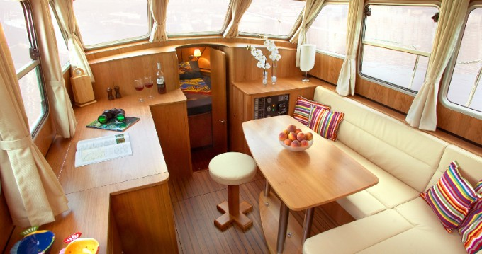 Noleggio barche Linssen Linssen Grand Sturdy 29.9 AC a Neuhof su Samboat