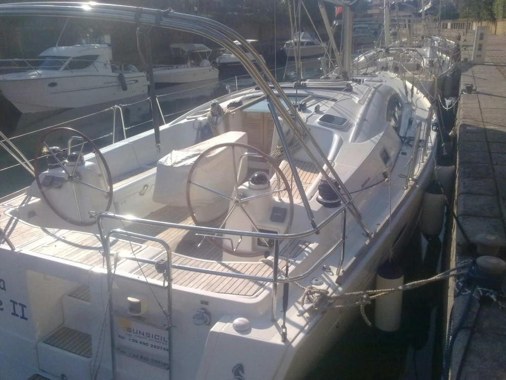 noleggio Barca a vela Furnari - Bénéteau Oceanis 40