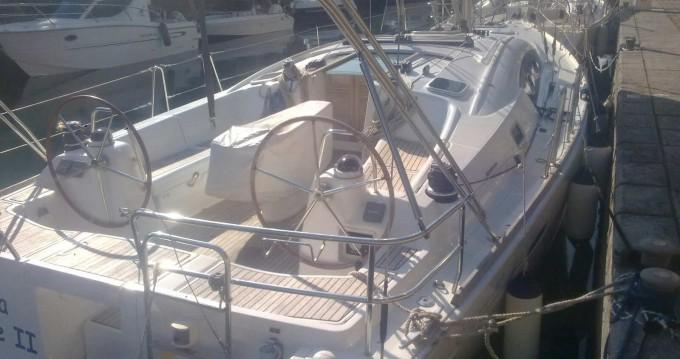 Bénéteau Oceanis 40 tra privati e professionisti a Marina di Portorosa