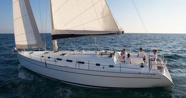 Noleggio yacht a Marina di Portorosa – Bénéteau Cyclades 50.5 su SamBoat