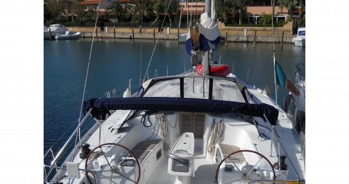Bénéteau Cyclades 50.5 tra privati e professionisti a Marina di Portorosa