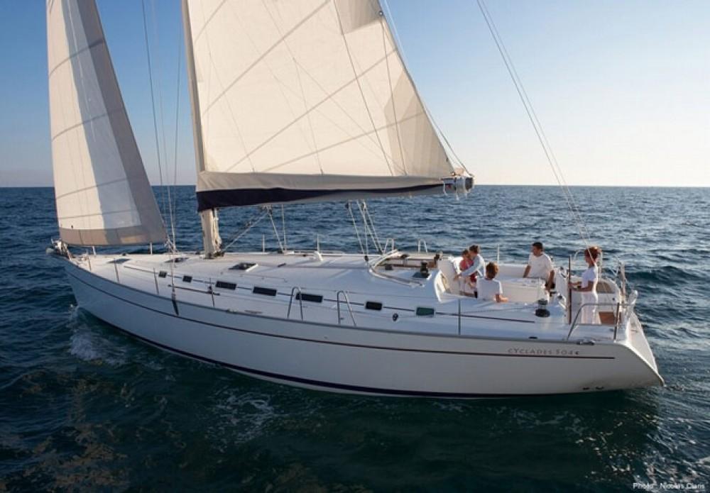 Noleggio yacht Furnari - Bénéteau Cyclades 50.5 su SamBoat