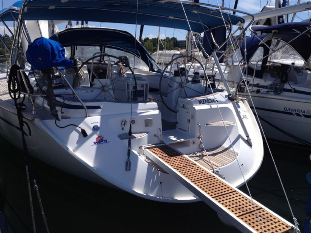 Noleggio yacht Marina Gouvia - Bavaria Bavaria 49 su SamBoat