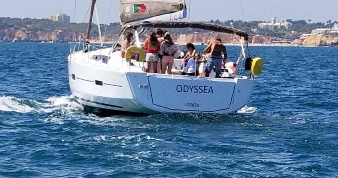Noleggio Barca a vela a Porto de Portimao – Dufour Dufour 460 Grand Large